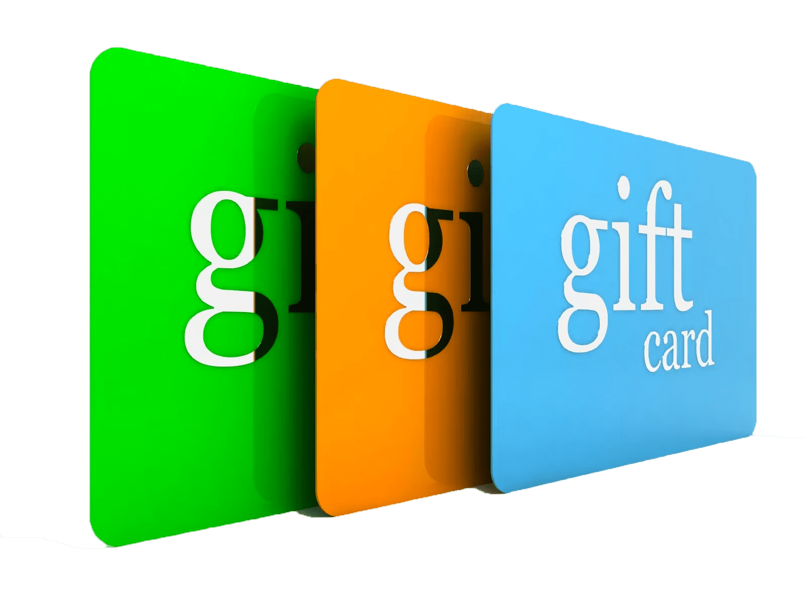 Can i Pay using gift cards