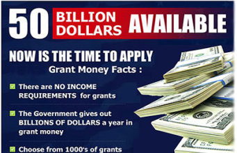 grants for anything